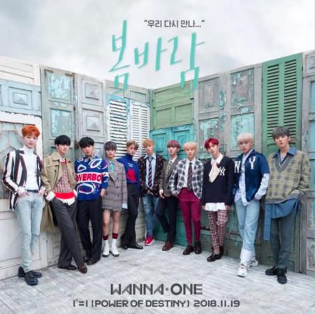 ▲▼韓團抄襲Wanna One「連站位都相同」 粉絲爆氣:根本一樣!(圖/翻攝自Wanna One、N.CUS推特)