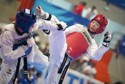 跆拳道中華隊拚東奧示範賽門票