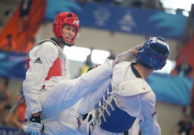 亞洲跆拳公開賽 中華隊4金