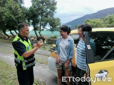 計程車失聯2女困金針山 警救援全找到