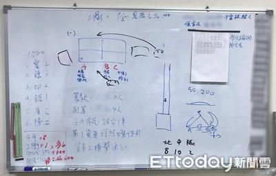 8車夾擊防逃 陳宏宗插翅難飛