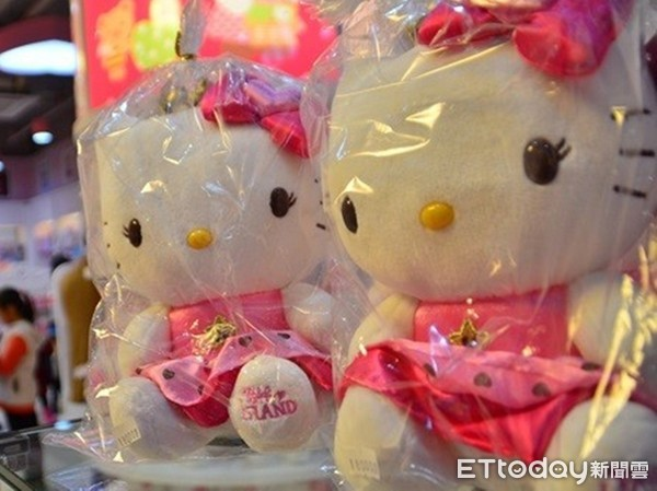 ▲  凱蒂貓(Hello Kitty)。(圖/ETtoday資料照)