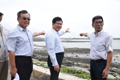 林佳龍同意澎湖永安中正橋改建
