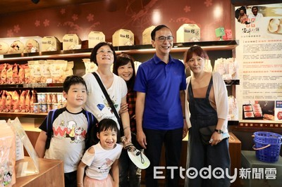 朱立倫台南倡言發展觀光