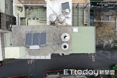 台南市登革熱防治出動空拍機