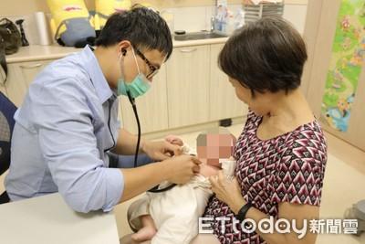 男嬰高燒不停 竟是這病惹禍
