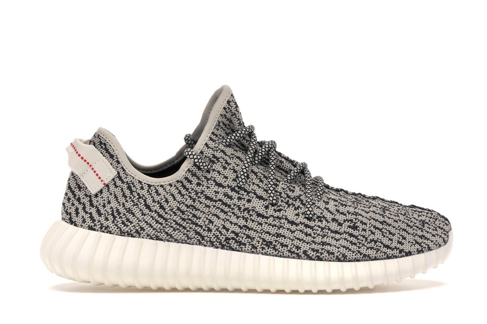 第一雙Yeezy Boost 350配色為「Turtledove」。(圖/翻攝自StockX)
