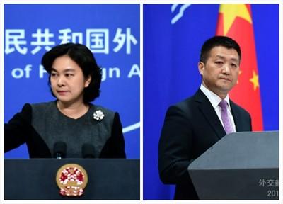 《聯合早報》:華春瑩本月升外交部新聞司長