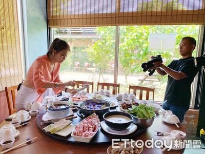 泰國美食網紅 花蓮旅遊踩線拍攝影片