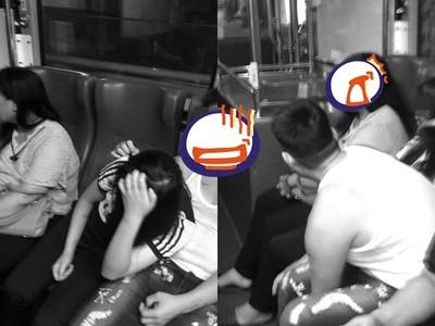 桃園男公車上強抱21歲恍惚妹!真相曝光