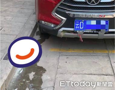 全球最迷你智慧停車裝置 台商做的