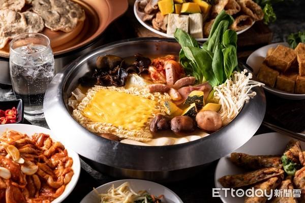 299元可享3盤肉+自助吧吃到飽 銅盤韓式烤肉平日午間限定優惠   ET