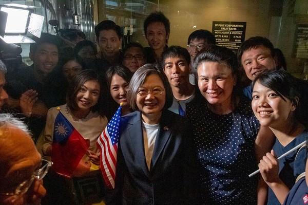 黃奎博/全力支持蔡總統出訪的首要前提