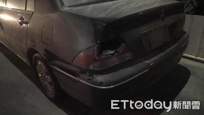 汽車後車箱無故起火 警調監視器揪惡作劇