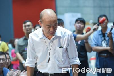 韓國瑜多納黑米祭放鳥 族人怒