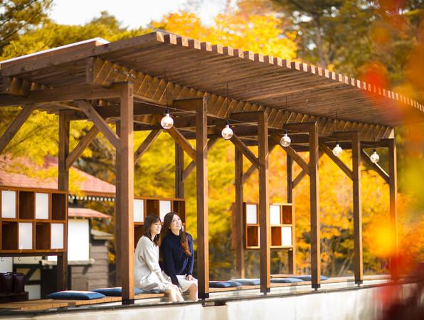 大氣魄的紅葉就在日本東北!住青森屋泡湯賞金秋