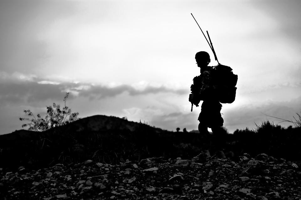 ▲▼當兵。(示意圖/取自免費圖庫Pixabay)