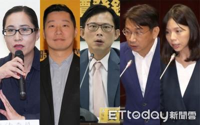 王浩宇爆時力3立委想加入民進黨