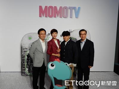 富邦MOMOTV轉型4K電視台!李四端:打造台灣最大運動賽事平台