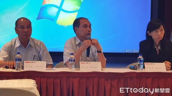三洋電:上半年營收衰退已追回 預估今年業績能與去年持平