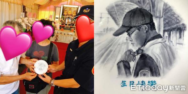 來不及過26歲!他暖畫「承翰帥氣身影」 李爸李媽感動收下…網飆淚:生日快樂