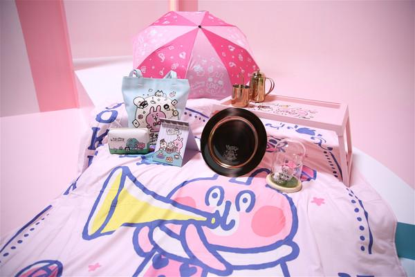粉紅兔兔、P助變身《愛麗絲夢遊仙境》可愛造型 超人氣「卡娜赫拉的小動物」集點來了!