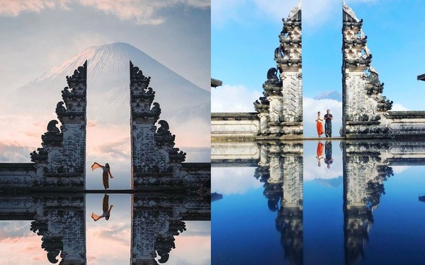 峇里島最美景點是假的? 「天堂之門」網美照殘酷拍攝真相曝光