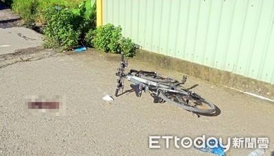 6旬阿伯摔車 遭單車手把穿腹亡