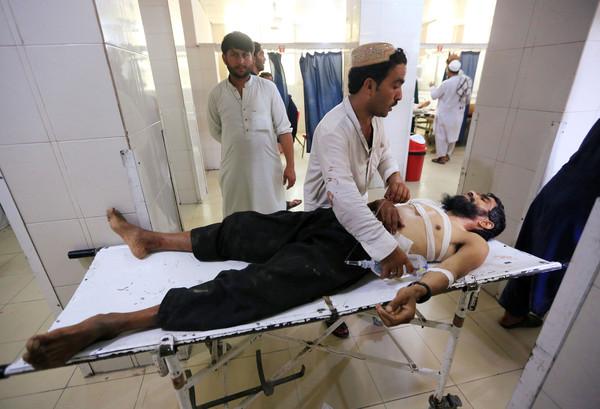 13歲「兒童炸彈客」!阿富汗婚禮上引爆 5死40多人傷