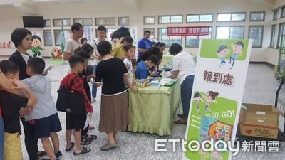 台南郵局暑期親子集郵研習營