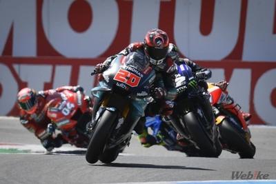 MotoGP/全面進入「大混戰」時代