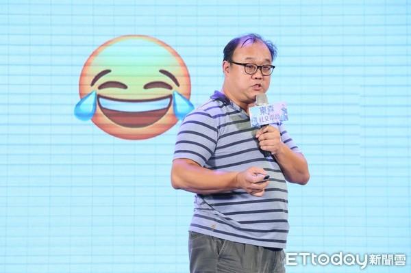 ▲▼ 東森新聞雲副總編輯施典志            。(圖/東森社交電商提供)