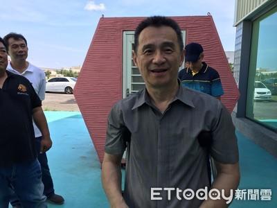 郭台銘不選後 徐中雄:會成立智庫