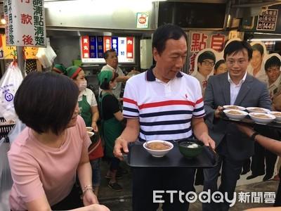 稟報城隍老爺 郭台銘:我接任中華民國…
