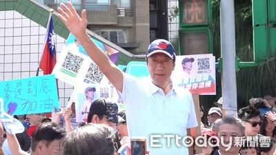 游盈隆:郭賴一起創「受害者聯盟」
