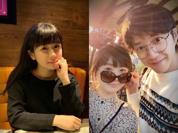 ▲▼福原愛和江宏傑結婚近3年,育有一對兒女相當幸福。(圖/翻攝自臉書/福原愛)