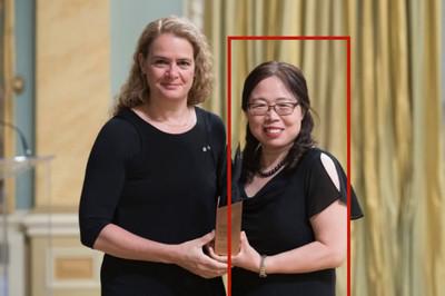加情報部門帶走華裔病毒學家邱香果