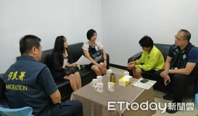搶救泰籍失聯移工移民署關懷