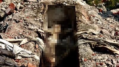 鑿棺夾走死者手掌變賣!公墓管理員凌晨「挖墳盜屍」被活逮 半年後慘死家中