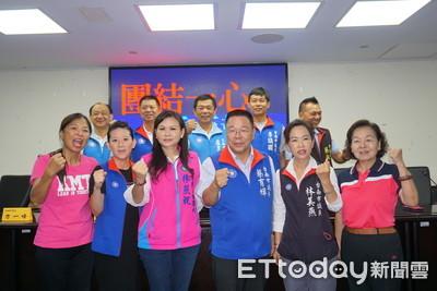 「民進黨布下天羅地網反韓」台南藍軍籲團結