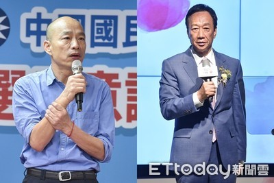 郭韓見面破局 郭台銘取消八八風災紀念活動