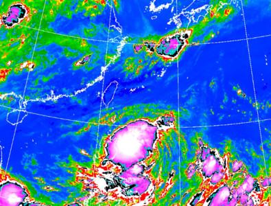 準颱風丹娜絲路徑再北偏!可能直撲台灣