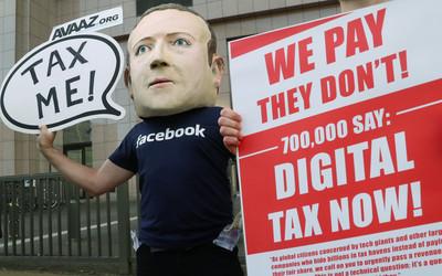 法徵數位稅 大型跨國集團都遭殃