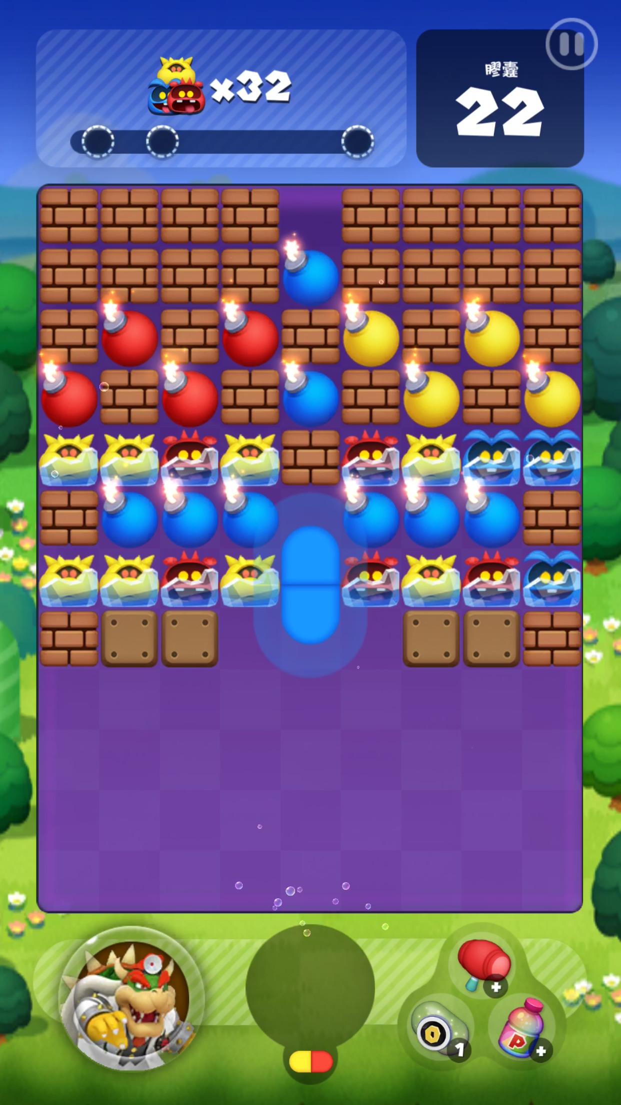 ▲▼《瑪利歐醫生世界》遊戲畫面。(圖/Kiki提供,請勿隨意翻拍,以免侵權。)