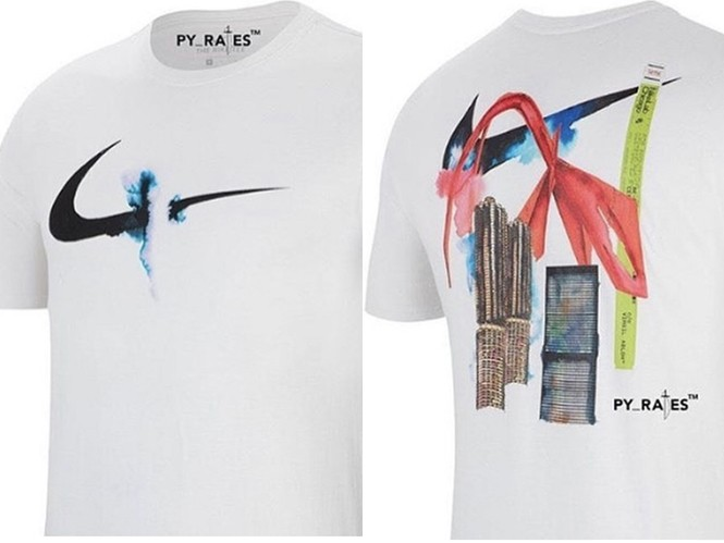 ▲OFF-WHITE X NIKE MCA、T-Shirt。(圖/翻攝自IG@dropinfos、@py_rates_、Sneakernews、atmos)