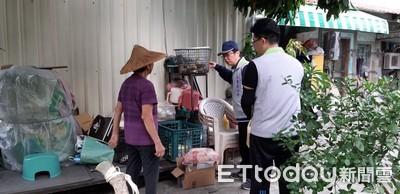 台南登革熱本土及境外各新增1例