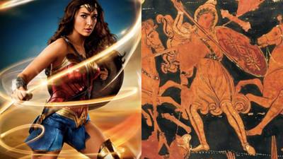 產後獨留女嬰!真實世界的神力女超人「割除右乳」只為作戰 Man味爆表