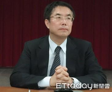 黃偉哲被控違反政治獻金案不起訴