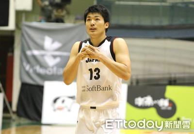 日本男籃最準男 安藤周人射出希望