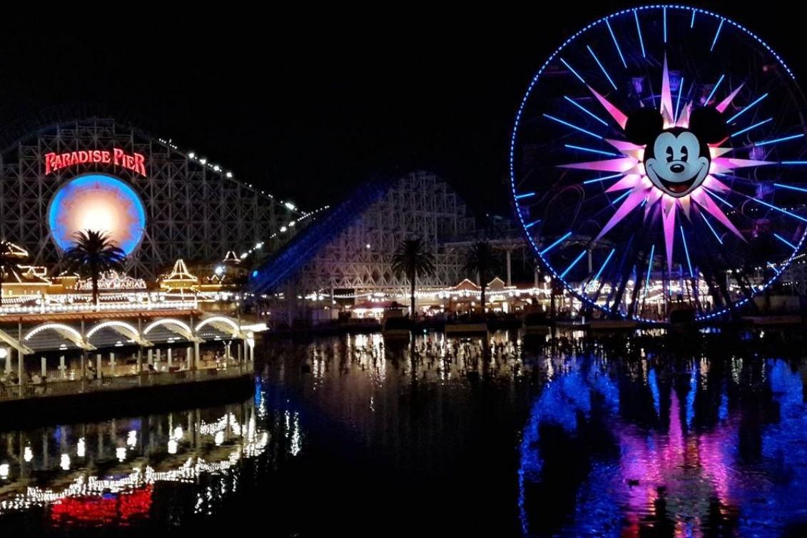 ▲▼加州迪士尼樂園(Disney California Adventure)。(圖/記者錢玉紘攝)